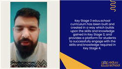 Connection between the primary and KS3 curriculum