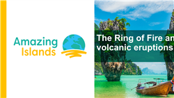 Explore 3 The Ring of Fire and volcanic eruptions: teaching slides