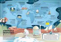 Explore 1 Slide 18 Astronomical observatories