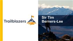 Explore 8 Sir Tim Berners-Lee: teaching slides