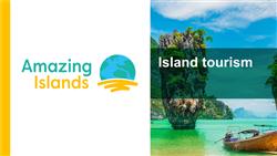 Explore 4 Island tourism: teaching slides