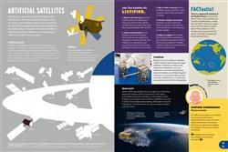 Explore 12 Slide 7 Artificial satellites