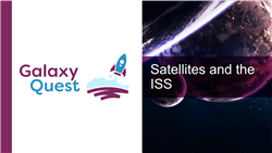 Explore 12 Satellites and the ISS: teaching slides