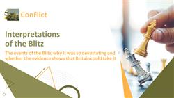 Intepretations of the Blitz