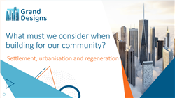 Lesson 2 Settlement, urbanisation and regeneration: teaching slides