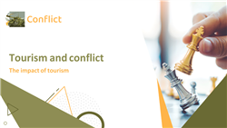 Tourism and conflict