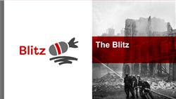 Explore 3 The Blitz: teaching slides