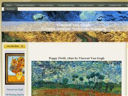 Key piece of art: Poppy Field – Vincent Van Gogh