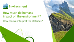 How can we interpret the statistics?