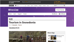 Tourism in Snowdonia