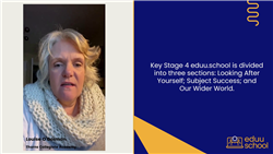 Key Stage 4: About wider world