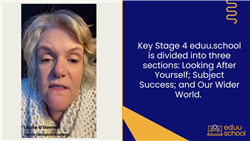 Key Stage 4: About subject success