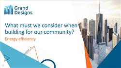 Lesson 7 Energy efficiency: teaching slides