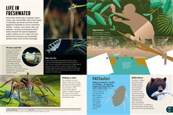 Explore 2 Habitats: Life in freshwater