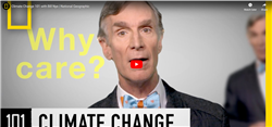 Climate Change 101 with Bill Nye