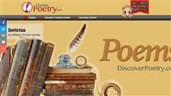 Key poem: Invictus by William Ernest Henley