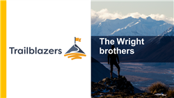 Explore 4 The Wright brothers: teaching slides